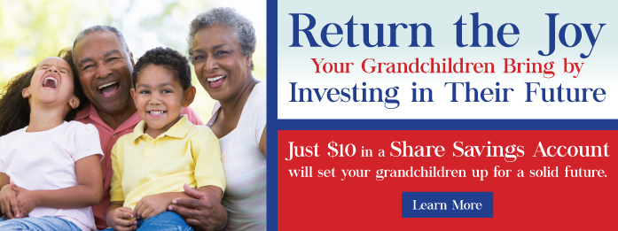 Grandchildren referral - Invest in their future